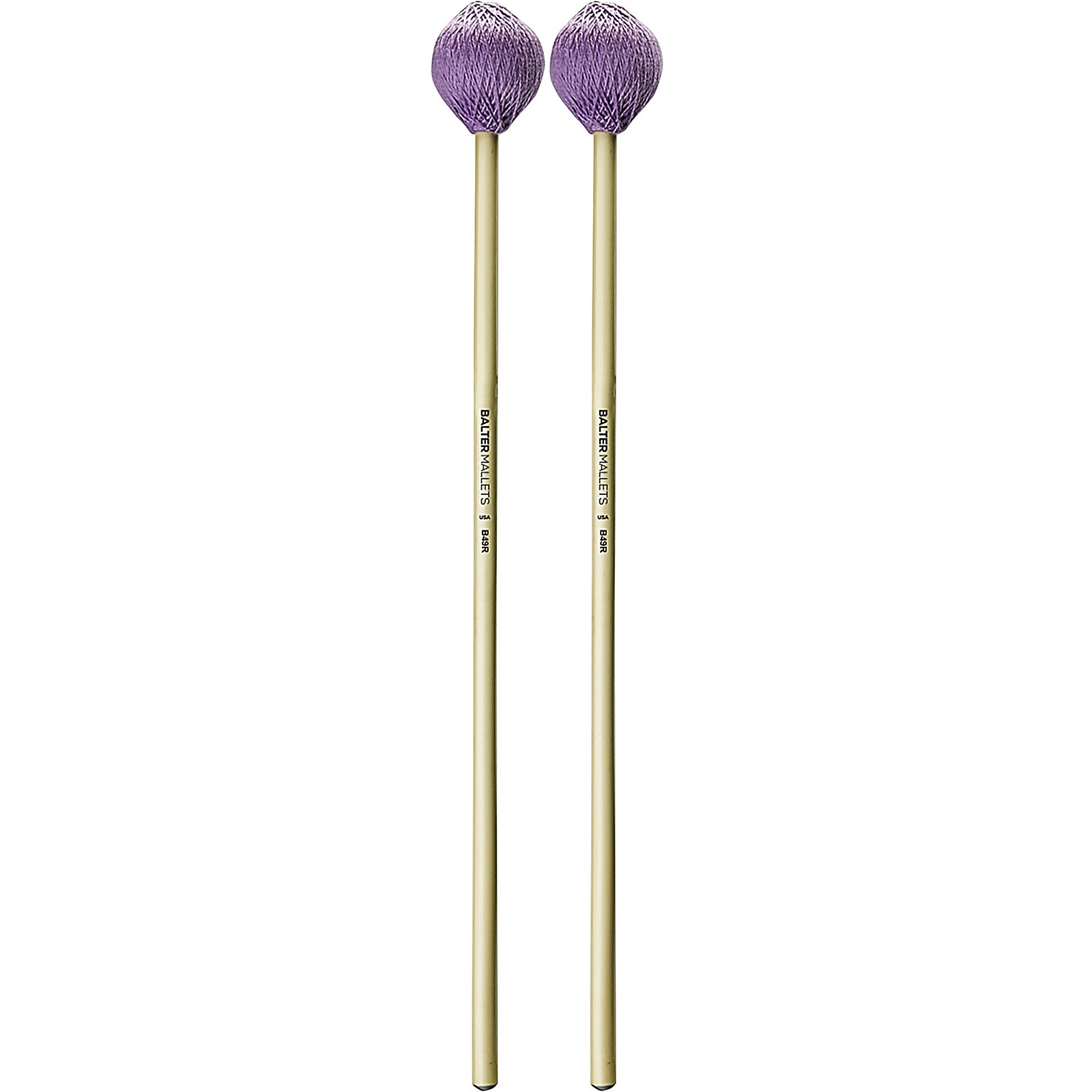 Balter Mallets Expression Series Rattan Handle Vibraphone Mallets