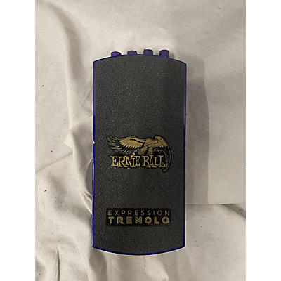 Ernie Ball Expression Tremolo Effect Pedal