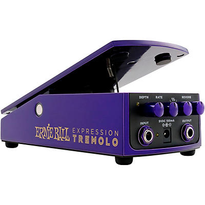 Ernie Ball Expression Tremolo Effects Pedal