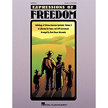 Hal Leonard Expressions Of Freedom Volume 3 (Anthlogy of African American Spirituals) by Rene Boyer-Alexander (Orff)