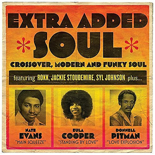 Alliance Extra Added Soul: Crossover Modern & Funky Soul