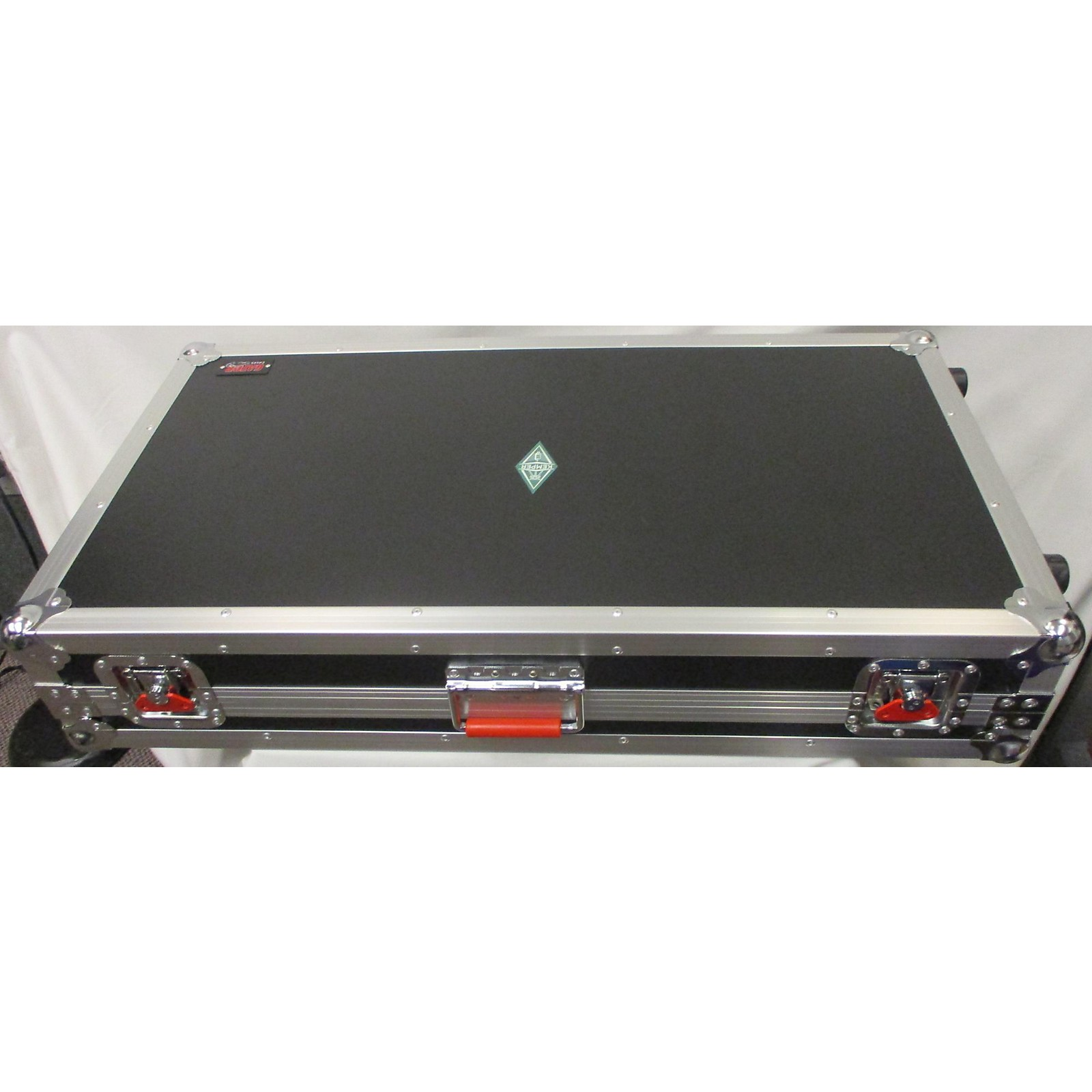 Gator Extra Large Pedal Board W/ Wheels Pedal Board