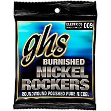 GHS Extra Light Burnished Nickel Guitar Strings