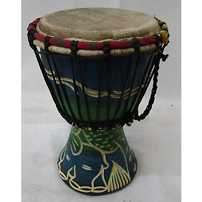 Miscellaneous Extra Small African Djembe