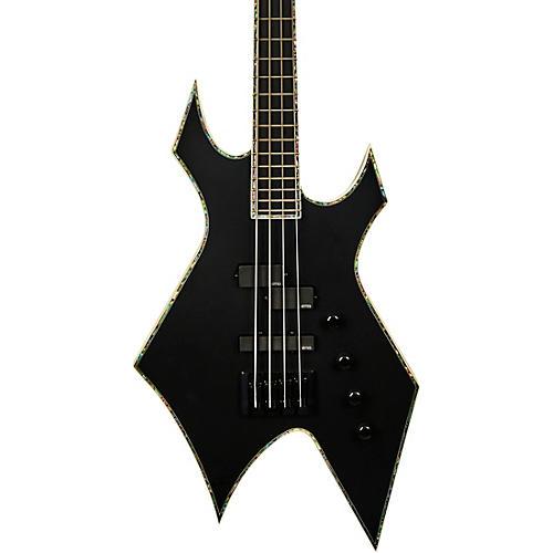 B.C. Rich Extreme Chris Kael Electric Bass Matte Black