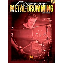 Hal Leonard Extreme Metal Drumming Book/CD