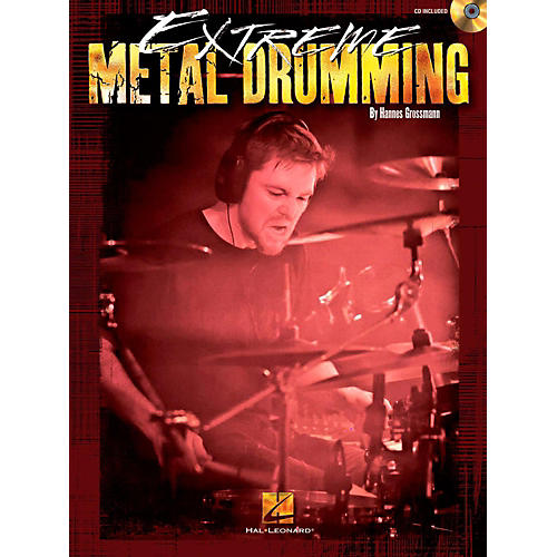 Hal Leonard Extreme Metal Drumming Book/CD