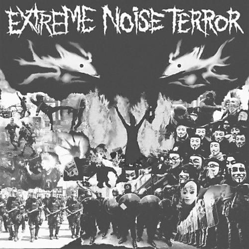 Alliance Extreme Noise Terror - Extreme Noise Terror