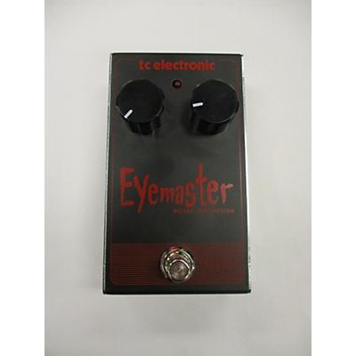TC Electronic Eyemaster Metal Distortion Effect Pedal