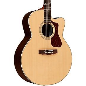 guild f 150ce acoustic electric guitar natural musician 39 s friend. Black Bedroom Furniture Sets. Home Design Ideas