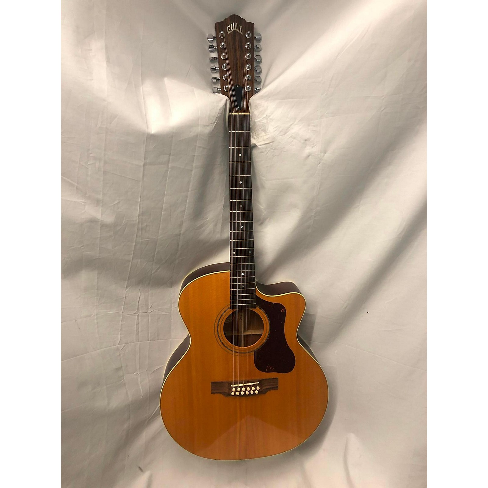 Guild F-212 12 String Acoustic Electric Guitar
