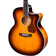 Open BoxGuild F-250CE Deluxe Dreadnought Acoustic-Electric Guitar