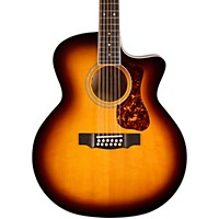 Deals on Guild F-2512CE Deluxe 12-String Cutaway Jumbo Electric Guitar