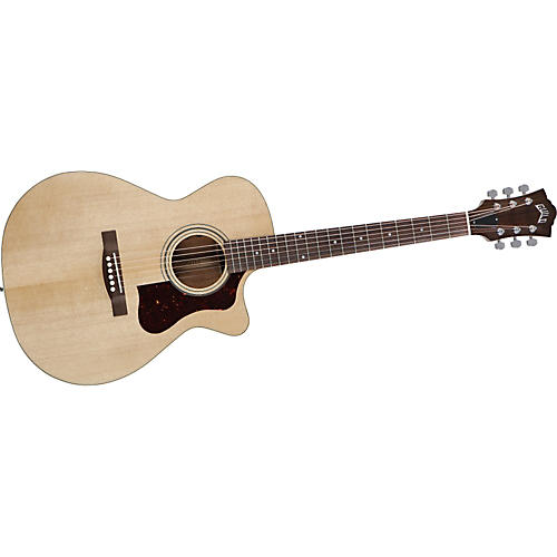 Guild F-30CE Cutaway Acoustic-Electric Guitar