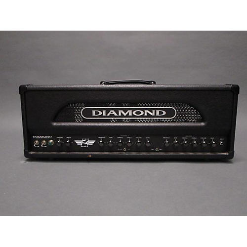 Diamond Amplification F-4 Solid State Guitar Amp Head