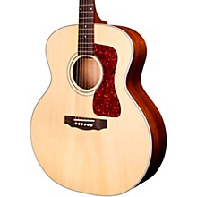 Open Box Guild F-40E Natural Acoustic-Electric Guitar