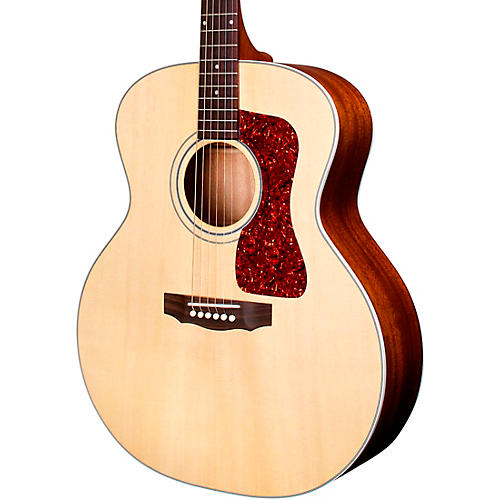 Guild F-40E Natural Acoustic-Electric Guitar Natural