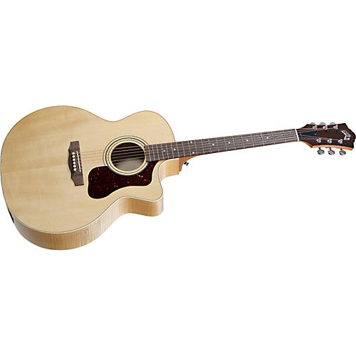 Guild F-50CE Standard Cutaway Acoustic-Electric Guitar