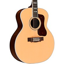 F-512 12-String Acoustic Guitar Natural