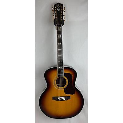 Guild F-512 12 String Acoustic Guitar