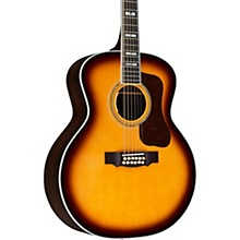 Open Box Guild F-512E Jumbo Acoustic-Electric Guitar