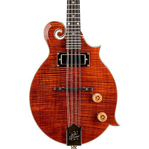 Gibson Custom F-5GEM Electric Mandolin Figured Maple