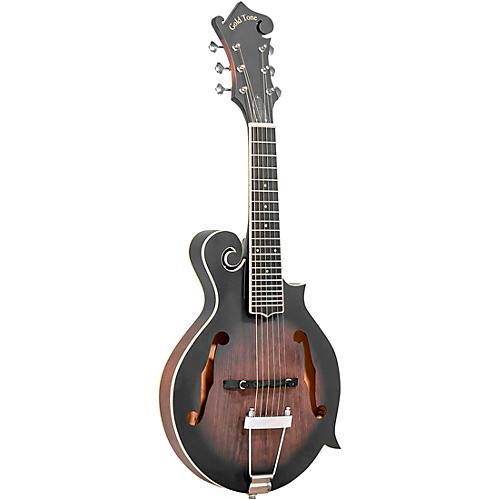 Gold Tone F-6  F-style Acoustic-Electric Mando-Guitar Vintage Sunburst
