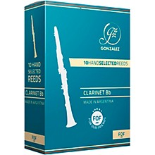 F.O.F Bb Clarinet Reeds Strength 2.5