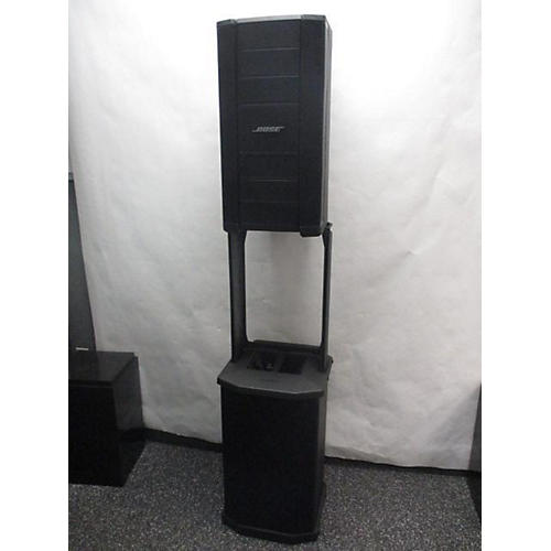 Bose F1 Model 812 2-Way Speaker With F1 Subwoofer Sound Package