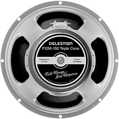 Celestion F12M-150 Triple Cone Guitar Speaker