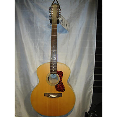 Guild F2512E 12 String Acoustic Electric Guitar