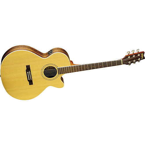 Washburn F32SCE Acoustic-Electric Guitar