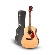 Yamaha F335 Acoustic Guitar Natural with Road Runner RRDWA Case