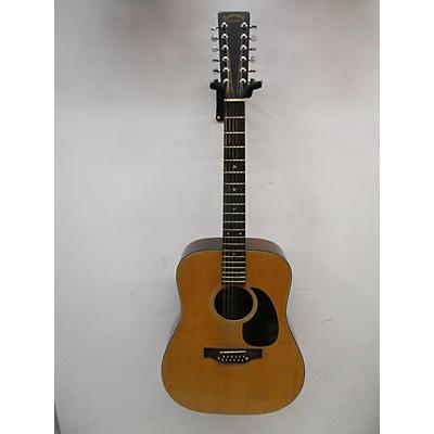 Takamine F385 12 String Acoustic Guitar