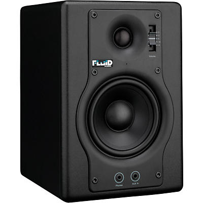 "Fluid Audio F4 4"" Powered Studio Monitors (Pair)"