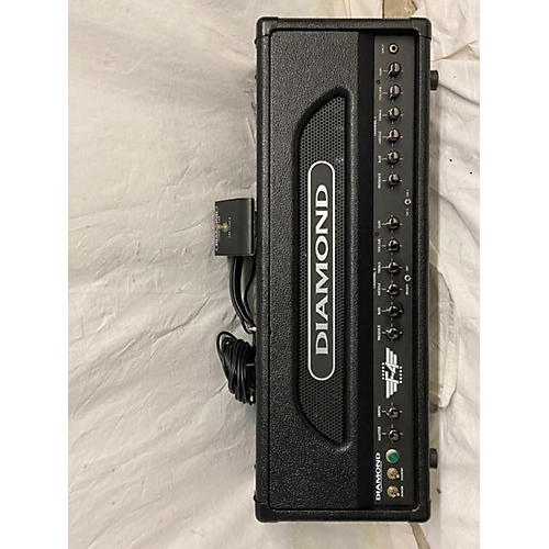 Diamond Amplification F4 Tube Guitar Amp Head