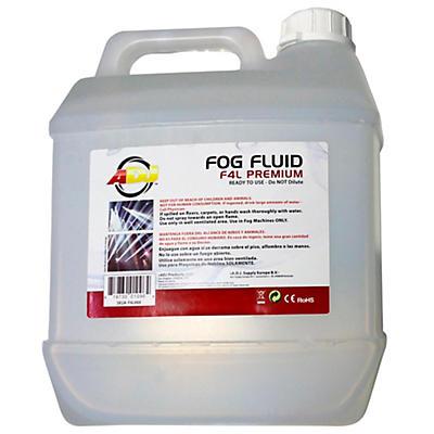 American DJ F4L Premium High Performance Fog Juice 4 Liter Size