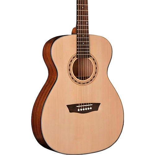 Washburn F5 Apprentice Series Folk Acoustic Guitar Natural