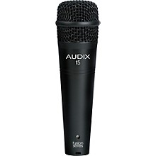 Open Box Audix F5 Instrument Microphone
