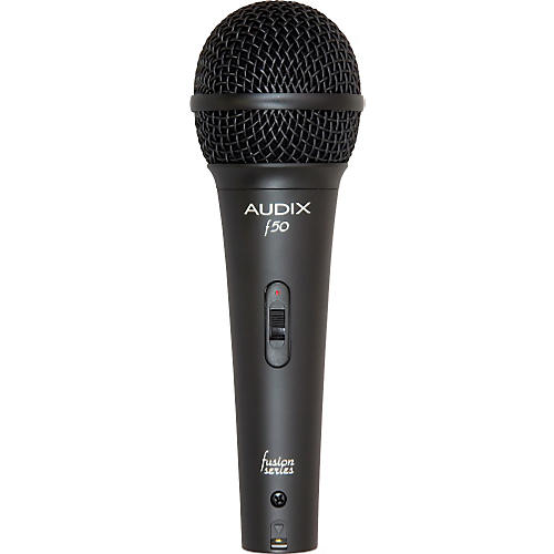 Audix F50-S Handheld Dynamic Vocal Microphone