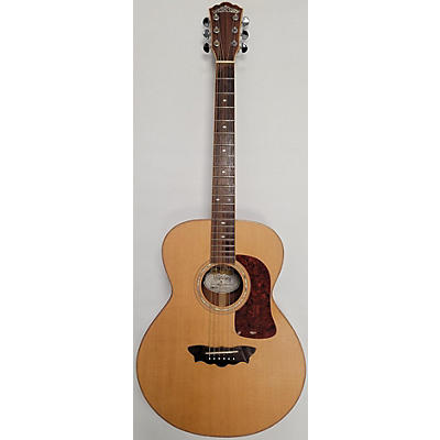 Washburn F52SW Acoustic Electric Guitar