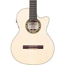 Open BoxKremona F65CW Fiesta Cutaway Acoustic-Electric Classical Guitar