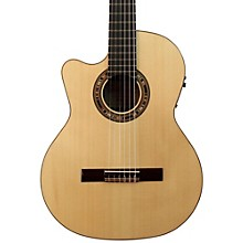 Open BoxKremona F65CW Left-Handed Classical Acoustic-Electric Guitar
