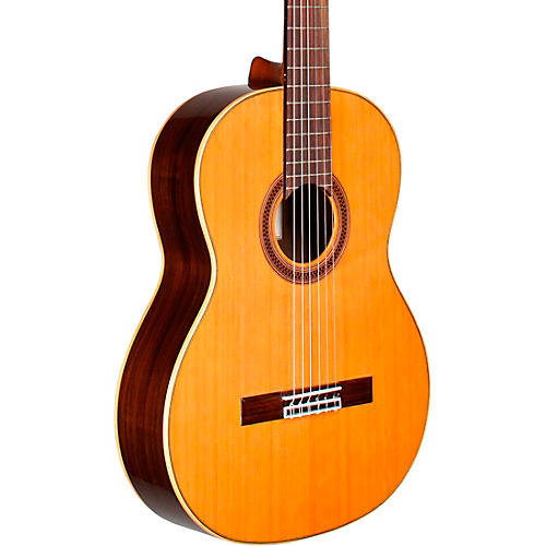Cordoba F7 Paco Nylon-String Flamenco Acoustic Guitar Natural