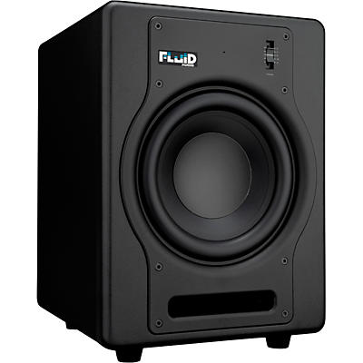 "Fluid Audio F8S 8"" Powered Studio Subwoofer (Each)"