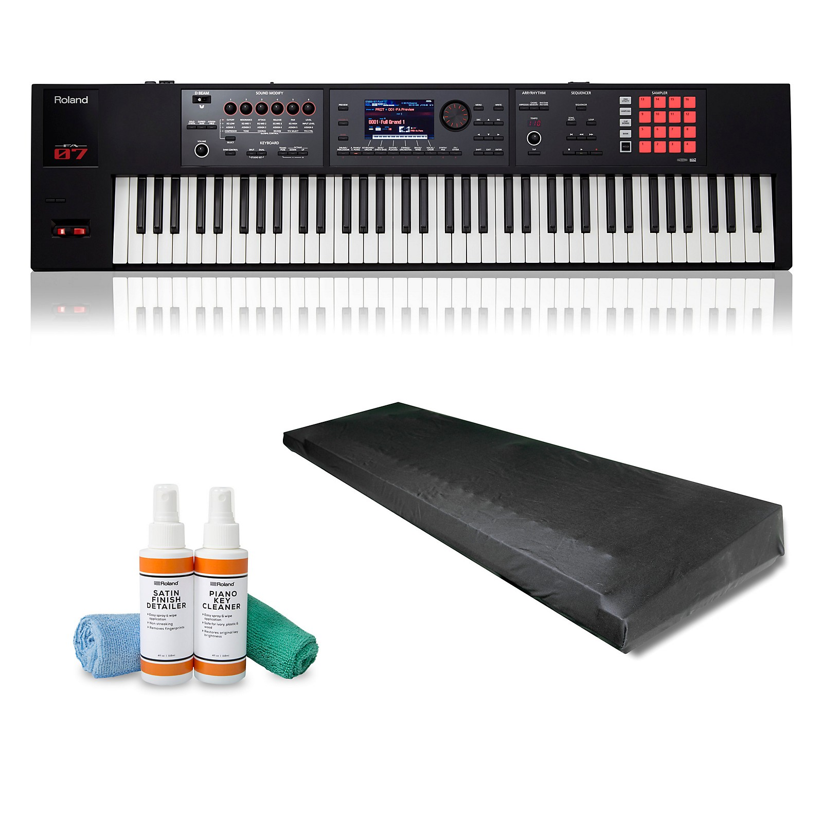 Roland FA-07 Essentials Kit