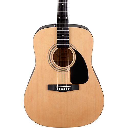 Fender FA-100 Acoustic Guitar with Gig Bag v2