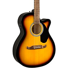 Open BoxFender FA-135CE Concert Acoustic-Electric Guitar