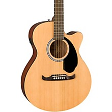 Fender FA-135CE Concert Acoustic-Electric Guitar
