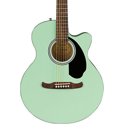 Fender FA-135CE Limited-Edition V2 Concert Cutaway Acoustic-Electric Guitar